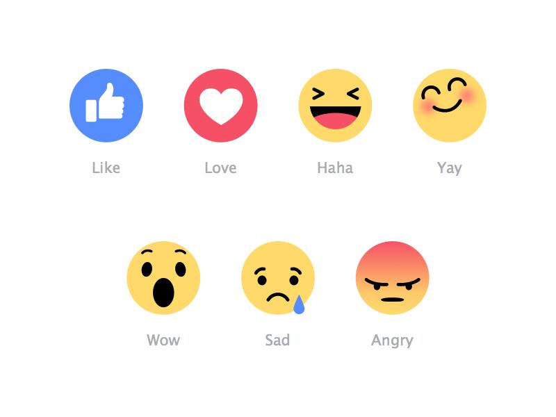Facebook Emoji.