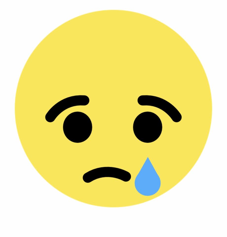 Facebook Sad Emoji Png.