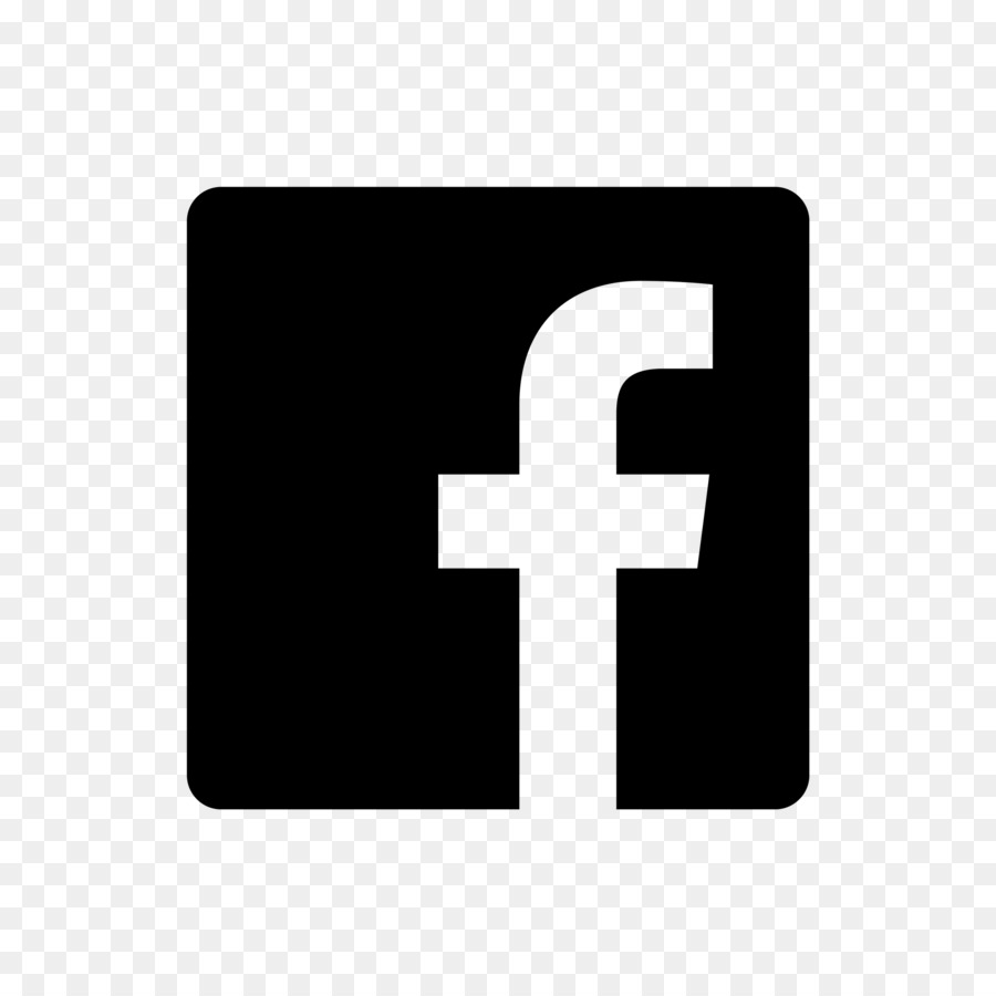 Facebook Logo Clipart Black And White.