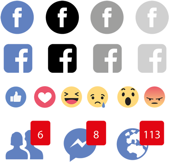 Svg Transparent Download Facebook Icon Logo Social.