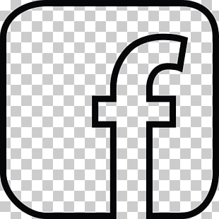 Facebook Messenger Logo Computer Icons , black and white.
