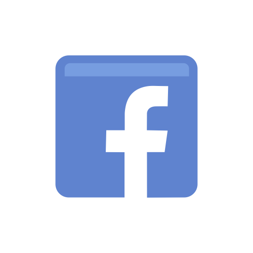Facebook logo, label, logo, website icon.