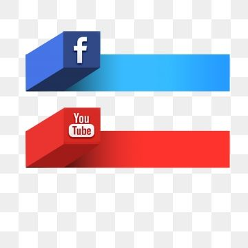 Social Media Youtube Video Png Free Download, Png, Banner.
