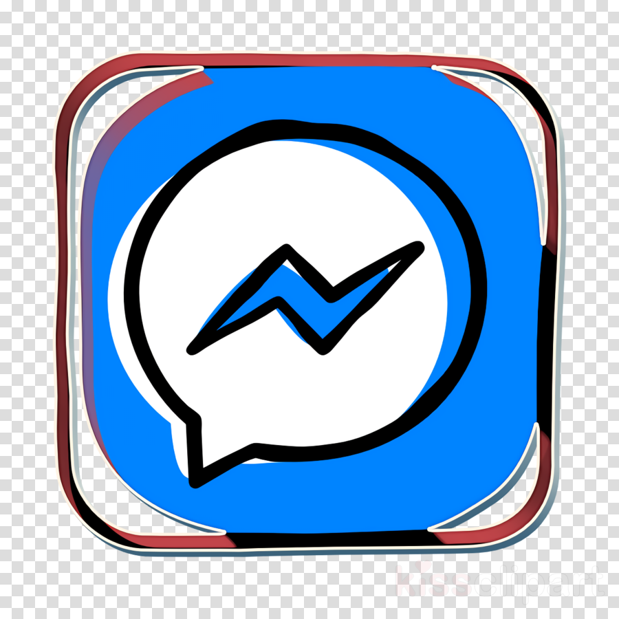 communication icon facebook icon media icon clipart.