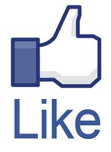 Facebook Like Symbol Clipart.
