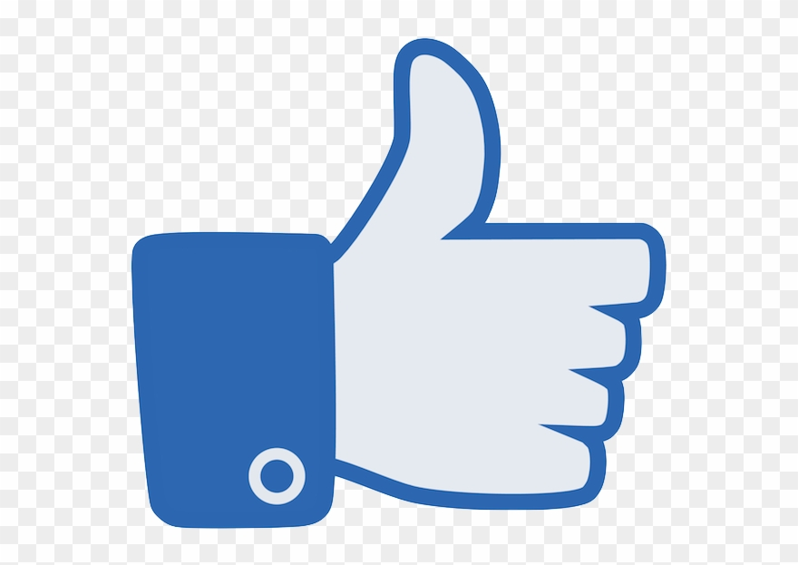 Facebook Like &ndash Thumb Up Icon Free Vector And.
