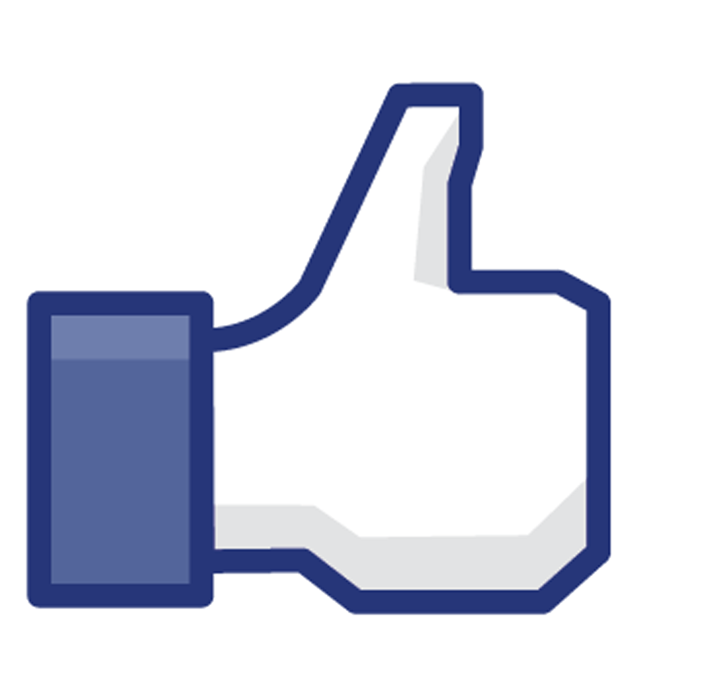 Facebook like button Clip art.