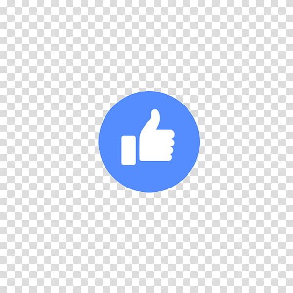 Facebook Emoji, Facebook like icon transparent background.