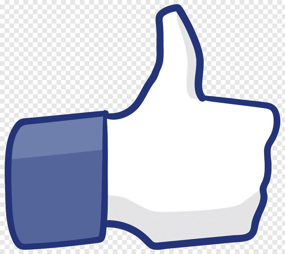 Facebook Like logo, Thumb signal, Thumb Up free png.