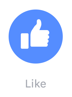 Facebook Enhances Everyone's Like With Love, Haha, Wow, Sad, Angry.