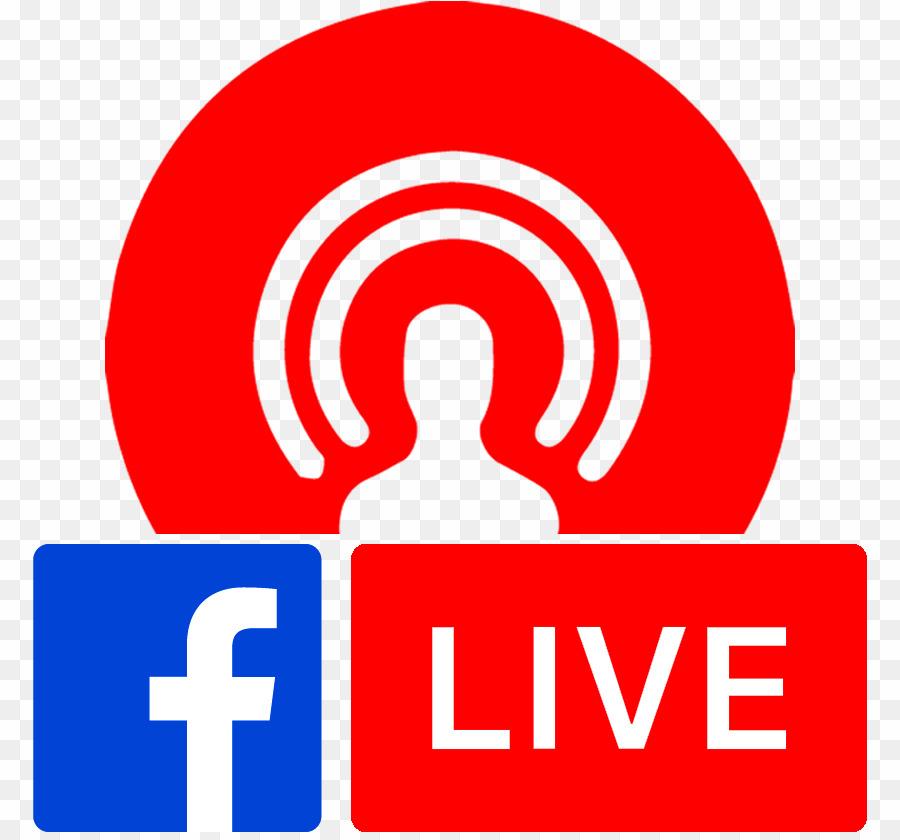 Facebook Live Logo PNG Logo Youtube Live Clipart download.
