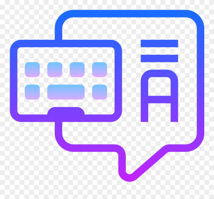 Live Chat Clipart Facebook Chat.
