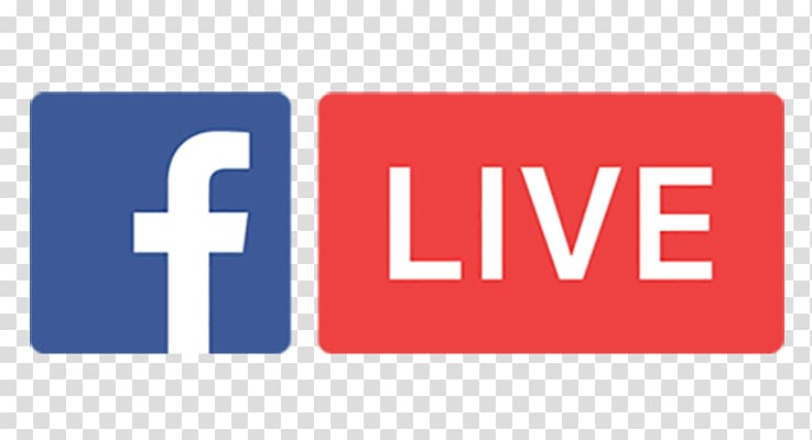 Facebook Live logo, YouTube Facebook Live Social media.