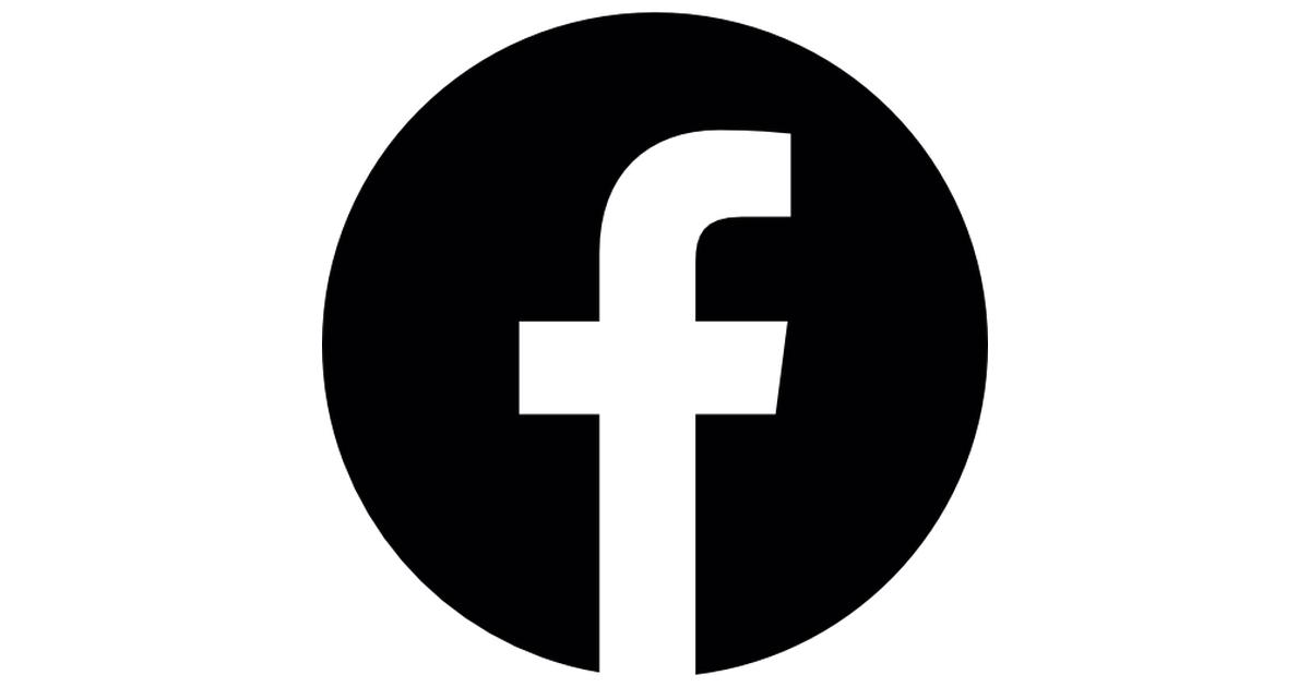 Facebook Circle Logo.