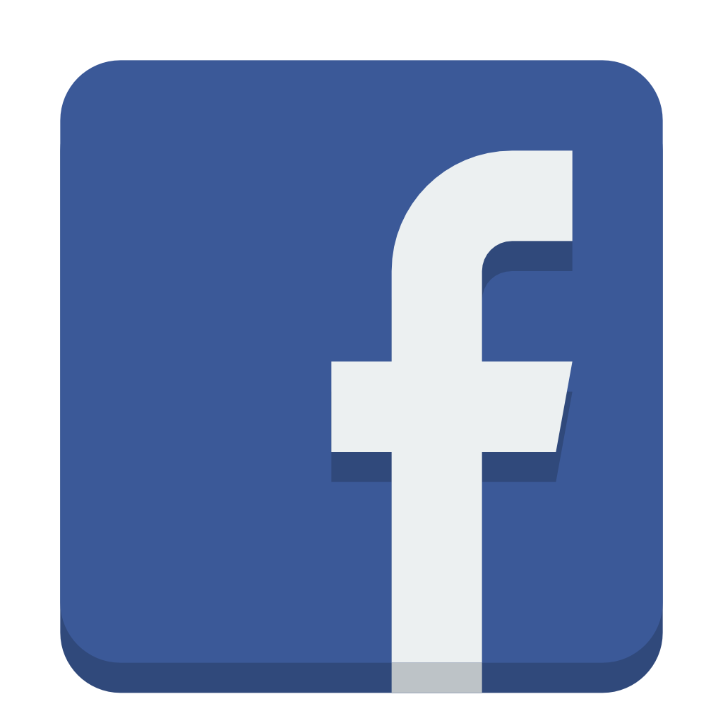 Facebook clipart flat, Facebook flat Transparent FREE for.