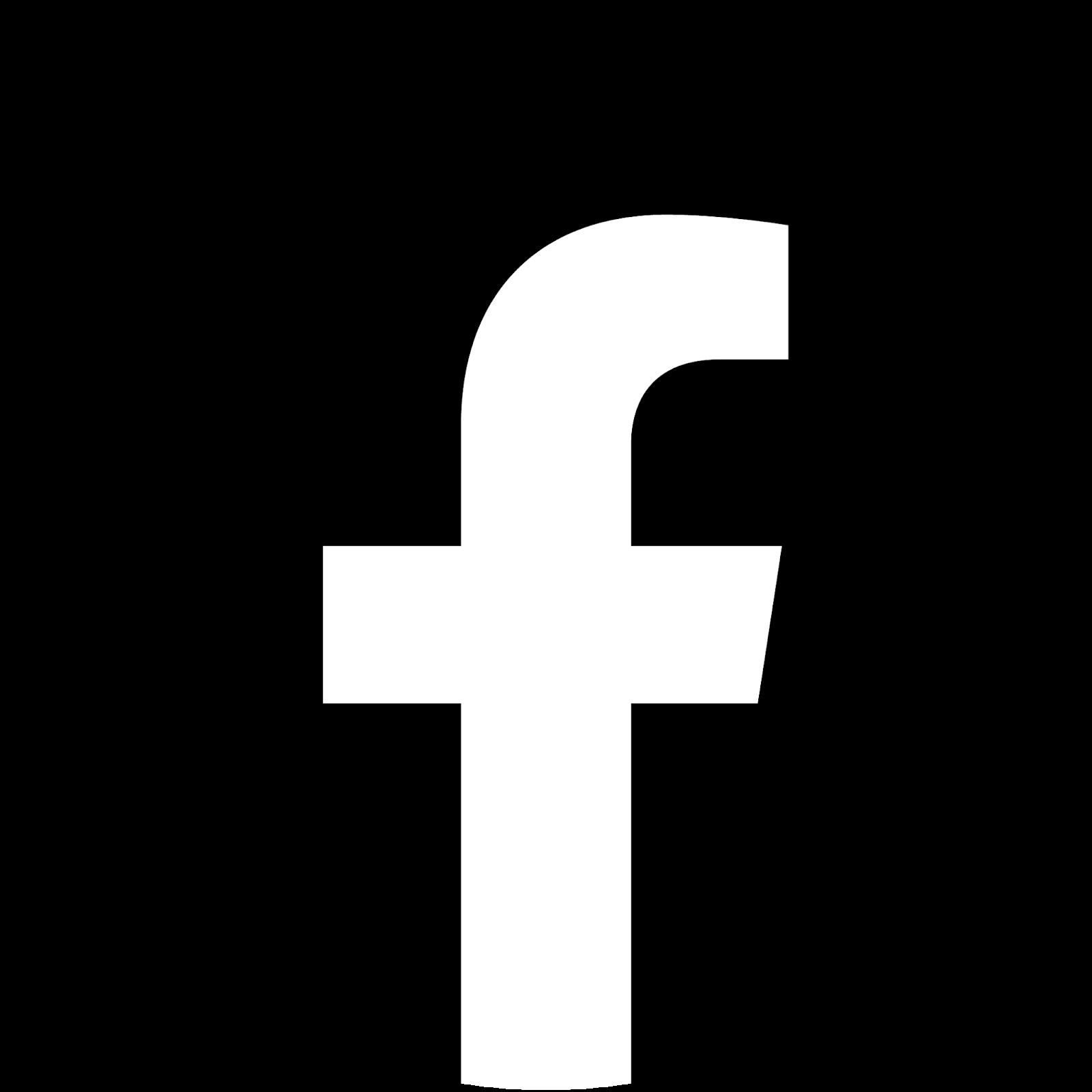 Facebook New Logo Black Colour.