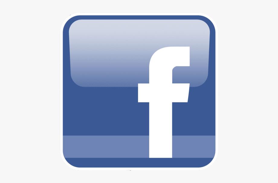 Facebook Logo White.
