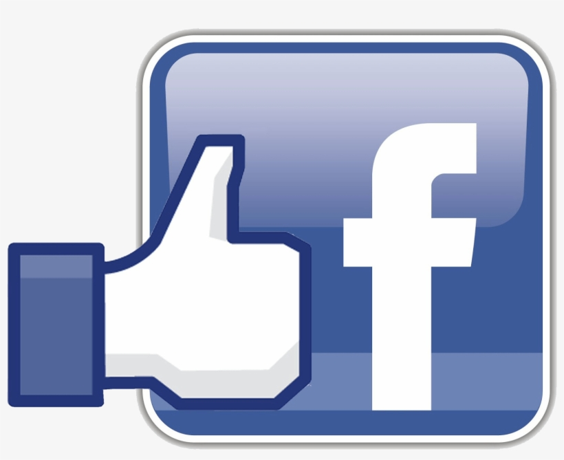 Facebook Icon With Like.