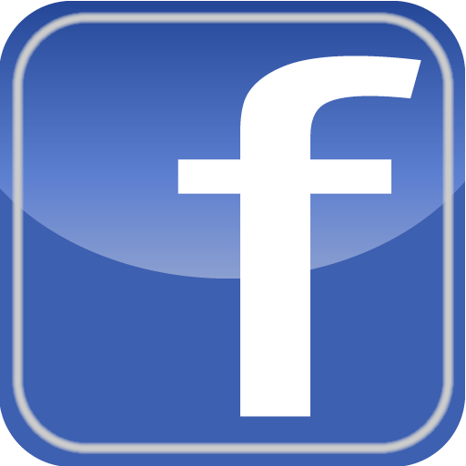 Facebook Logo Icon.