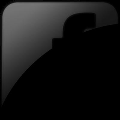 facebook logo png transparent background black 10 free ...