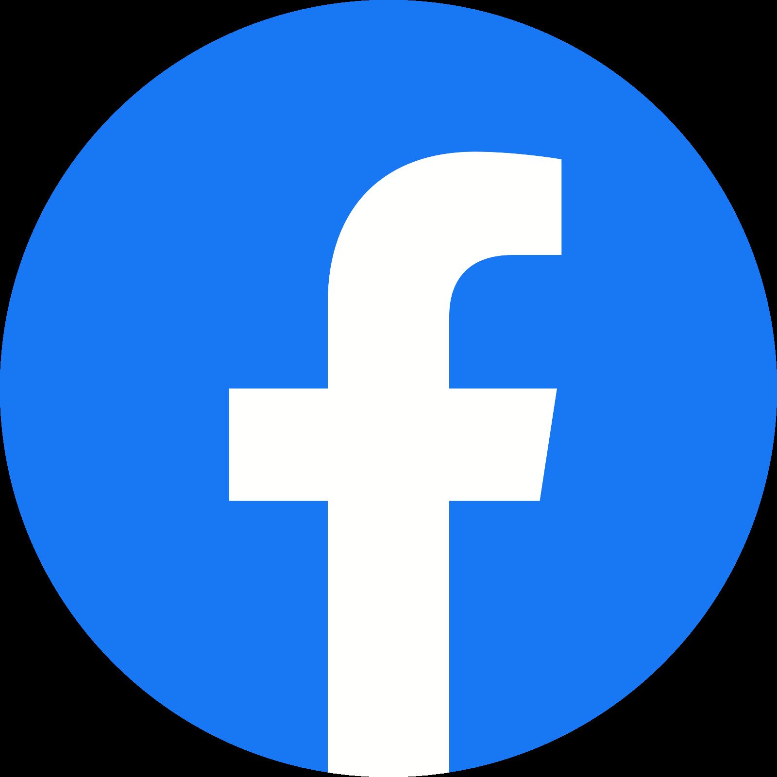 New Facebook Logo 2019 PNG Transparent & SVG Vector.
