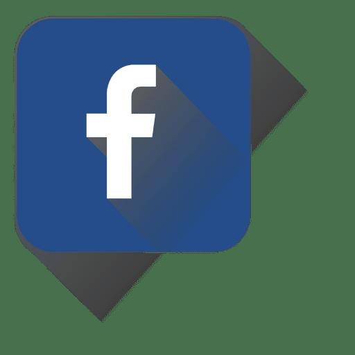 Facebook squared icon.