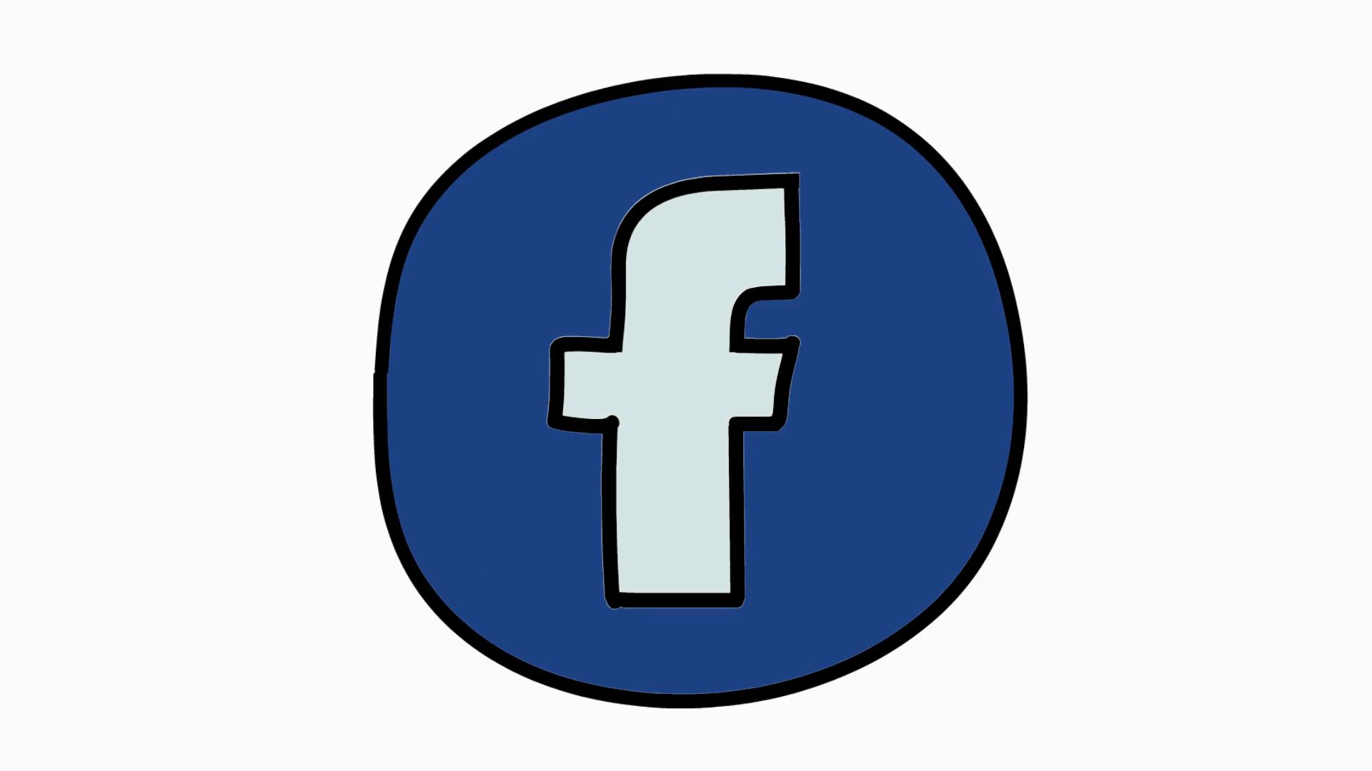 Facebook Logo Png Transparent Background (+).