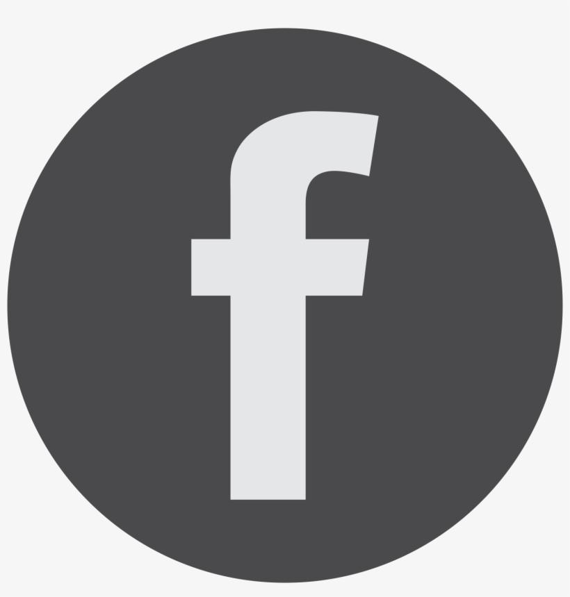 Transparent Facebook Logo Round.