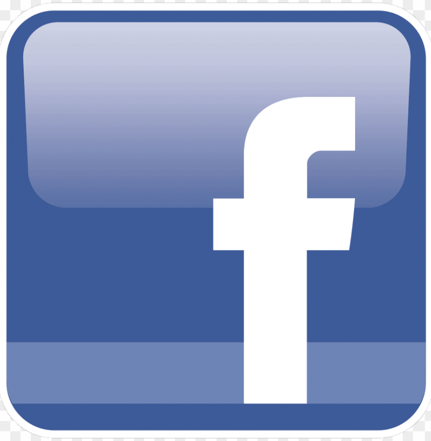 facebook logo small size PNG image with transparent.