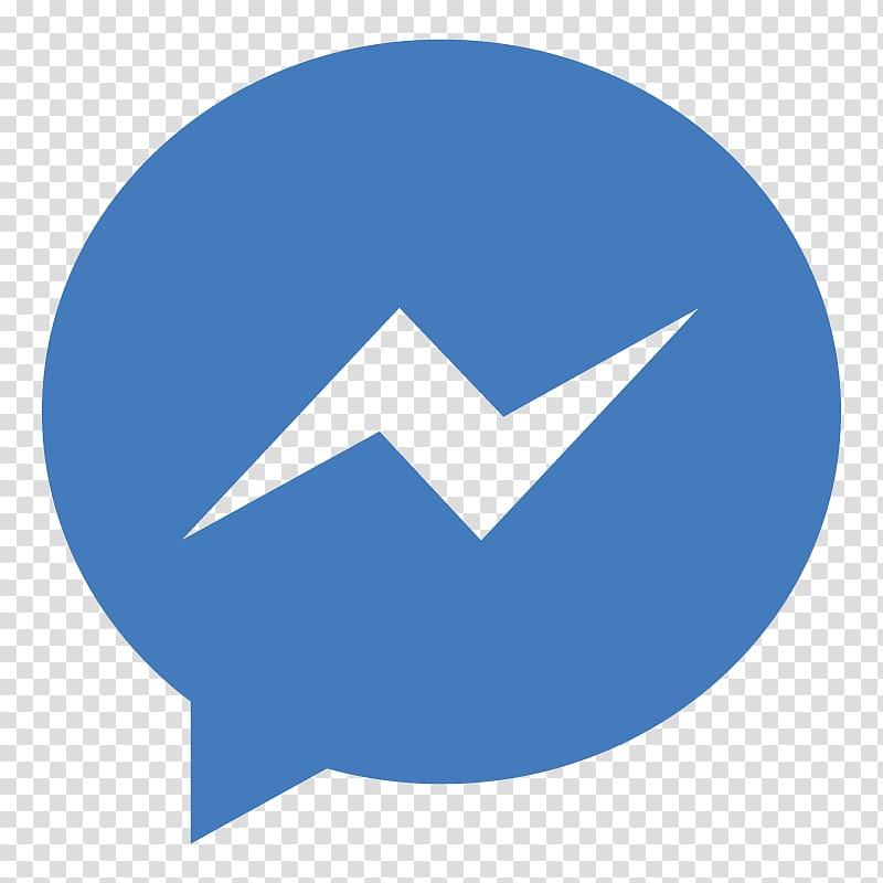 Messenger logo screenshot, Facebook Messenger Logo Icon.