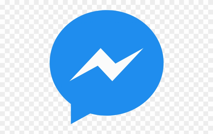 Facebook Messenger Logo Clipart (#3473958).