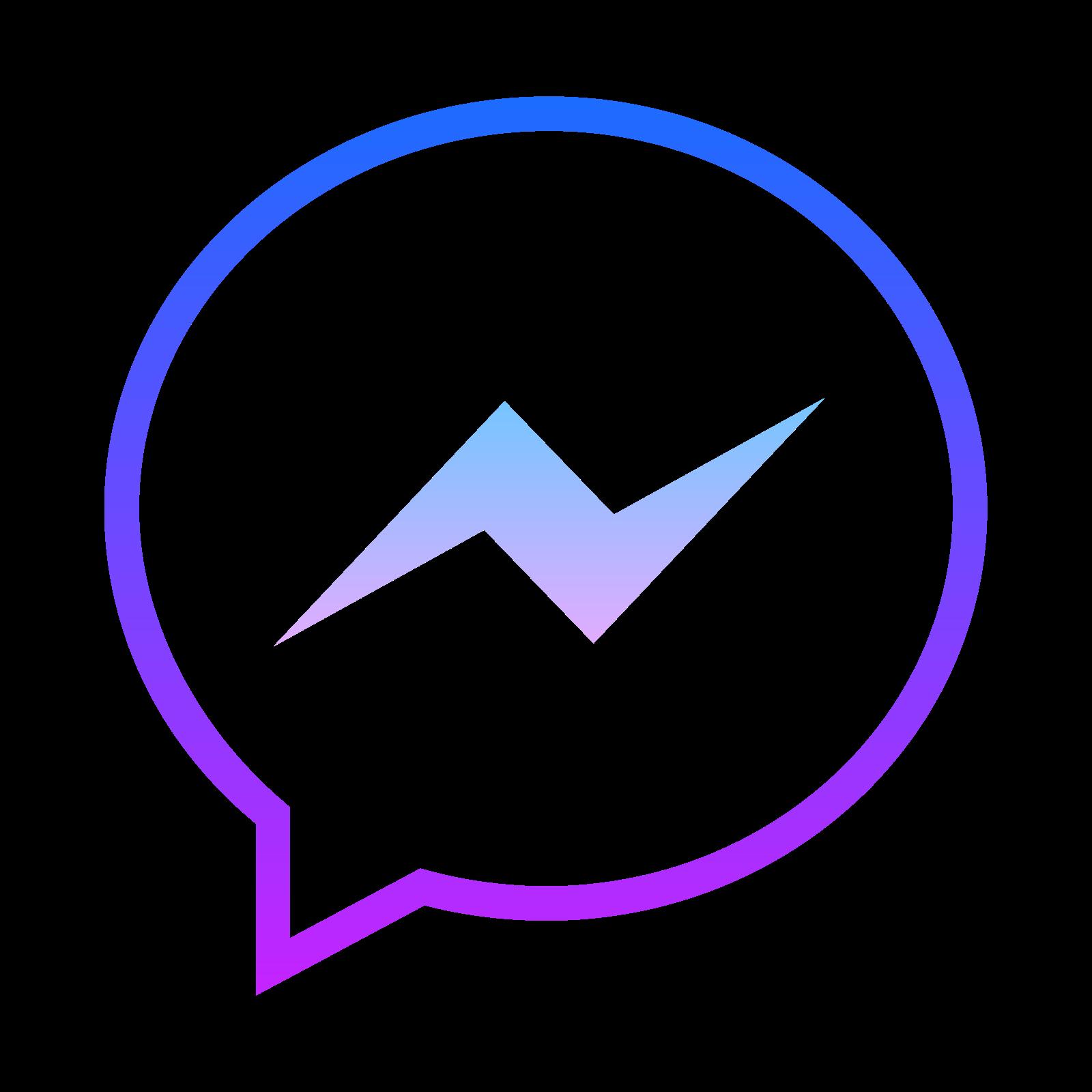 Facebook Messenger PNG Transparent Facebook Messenger.PNG Images.