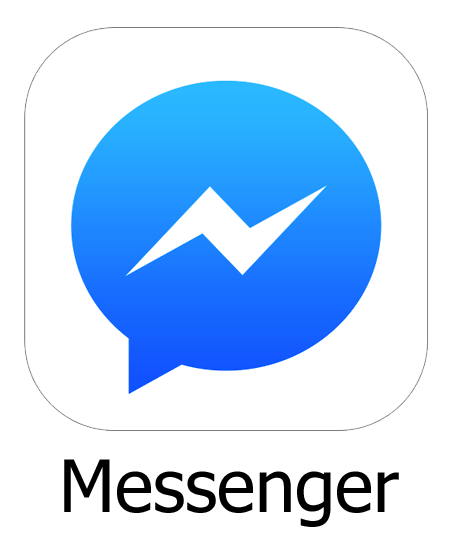 Facebook Messenger Icon Png #229662.