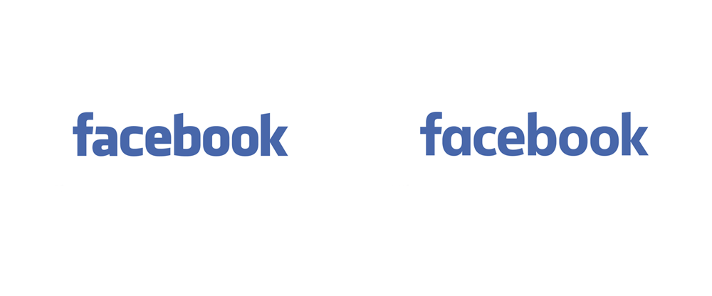 Brand New: New Logo for Facebook done In.