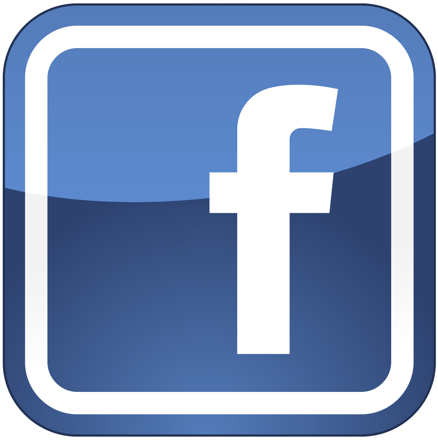 New Official Facebook Logo.
