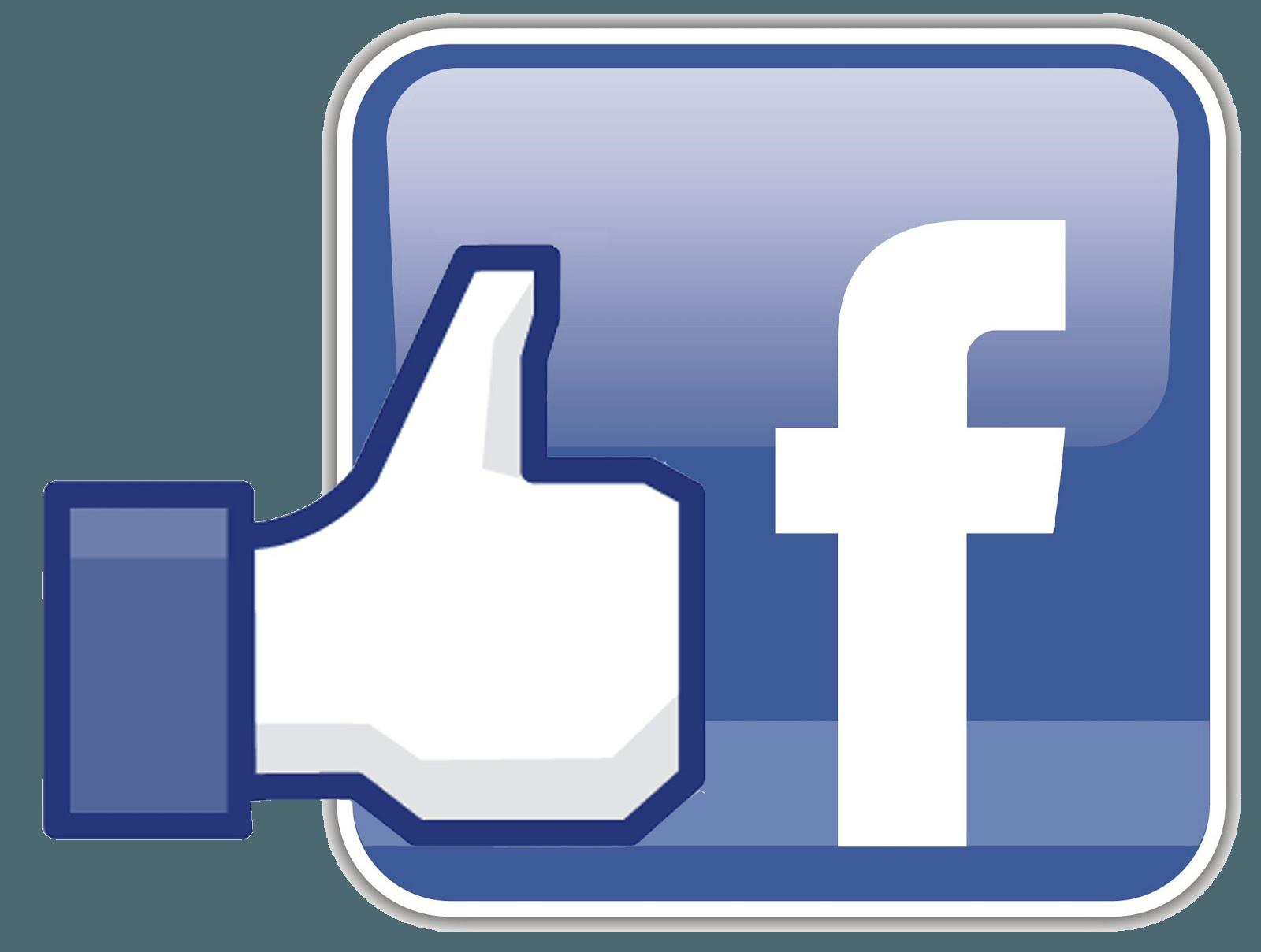 Like Us On Facebook Official Logo.
