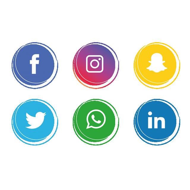 Logo Facebook Instagram Png Vector, Clipart, PSD.