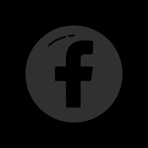 Facebook, facebook logo, fb, social media icon.
