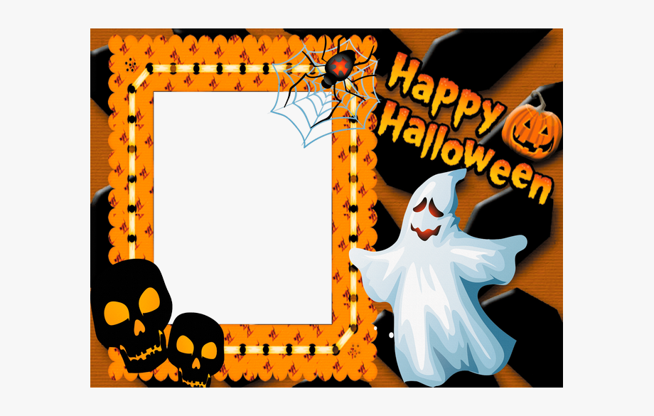 Halloween Facebook Profile Picture Frame Photo Frames.