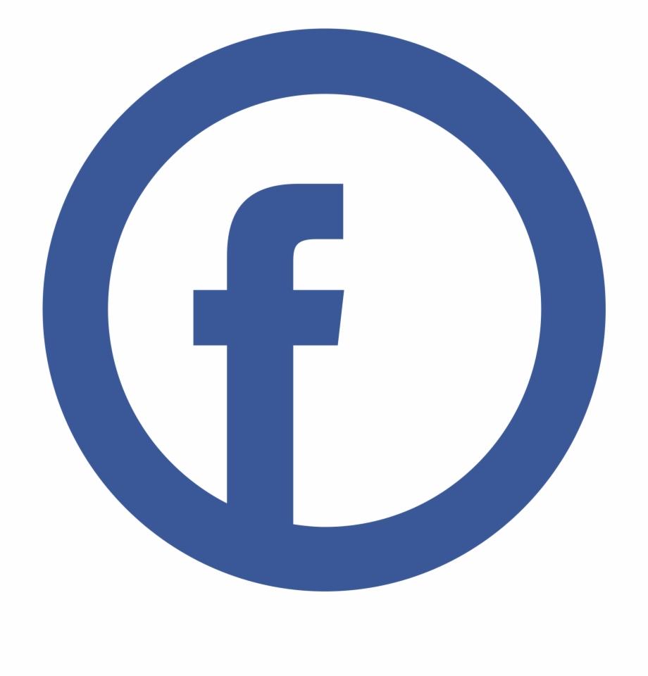 Round Logo Facebook Png.