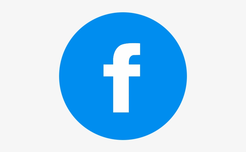 Facebook Transparent Background Facebook Round Logo.