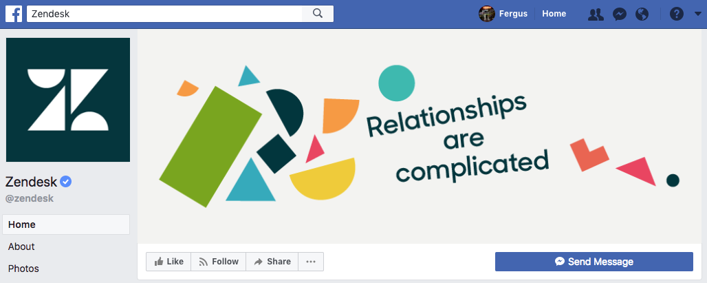 How to Create Great Facebook Cover Photos (Free Templates).