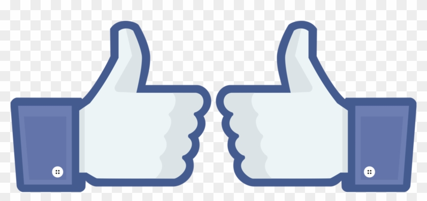 Facebook Like Thumbs Up Png.