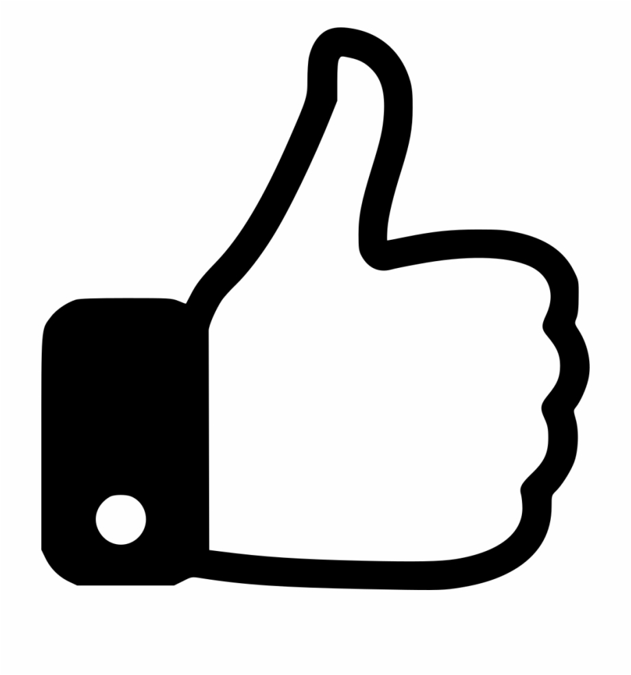 Like Thumbs Up Comments.