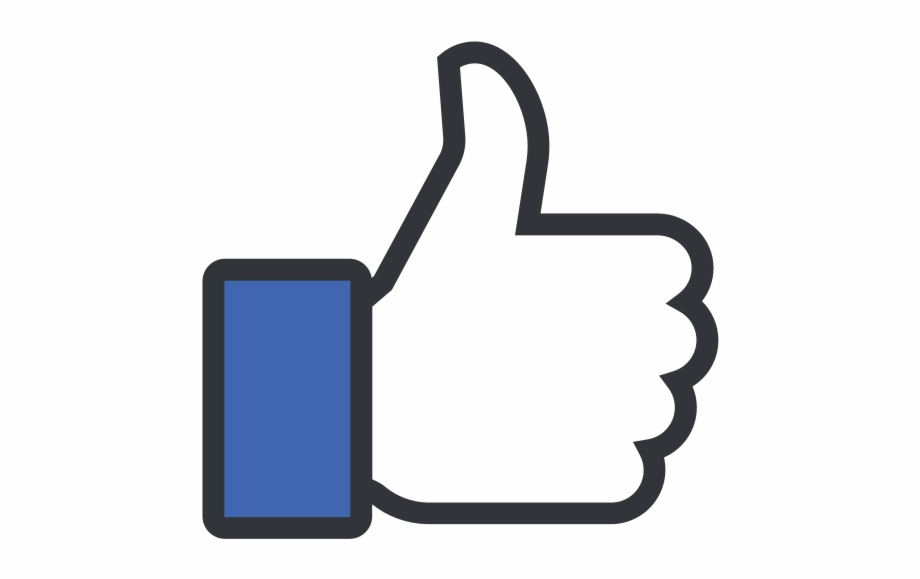 Thumbs Up Facebook Png.
