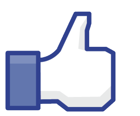 Facebook transparent clipart.