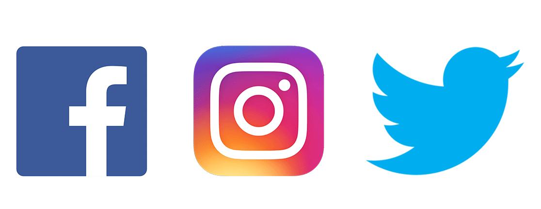 Facebook Instagram Logo Png (+).