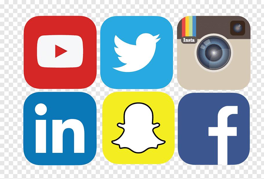 Social media marketing Social network Icon, Social Media.