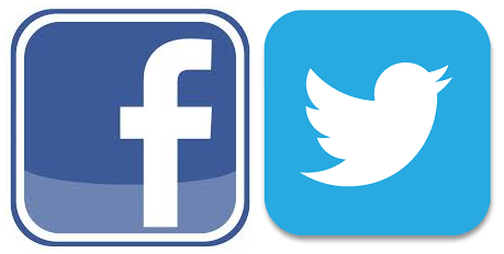 Facebook Twitter Logo Png (103+ images in Collection) Page 2.