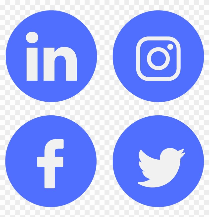 Icon, Social Media, Linkedin, Facebook, Twitter.